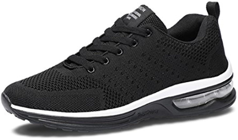 AIRAVATA SHJD8702 - Zapatillas de Atletismo de Caucho para Hombre, Color, Talla EU 36-230mm
