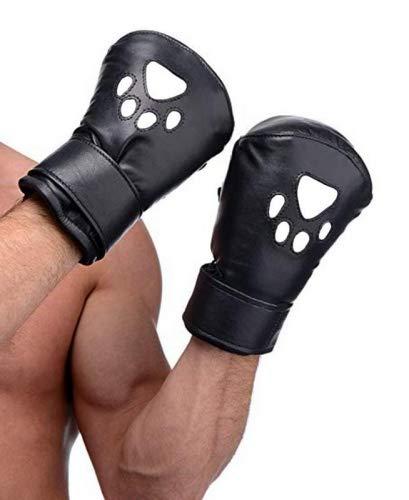 Fäustlinge Fist Hundepfoten BDSM Bondage Fessel - Handschuhe Hund Dog Play