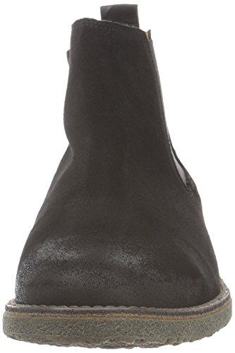 Brax Herren Marc Chelsea Boots Schwarz (Nero)