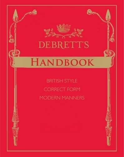 Debrett's Handbook por Debretts