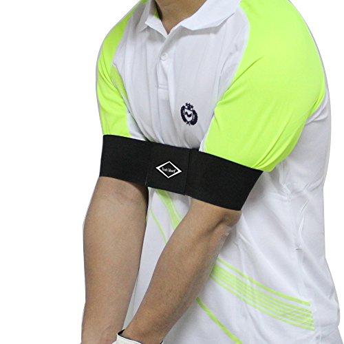 Pro Golf Swing Arm Band Training Aid for Golf Beginners, Unisex