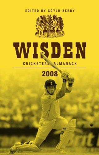 Wisden Cricketers' Almanack 2008 2008