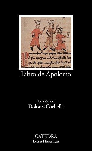 Libro de Apolonio (Letras Hispánicas)