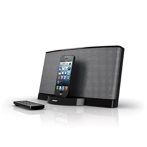 Bose ® Système Audio Numérique SoundDock ® Série III Noir pour iPhone5, iPod touch de 5e génération et iPod nano de 7e génération