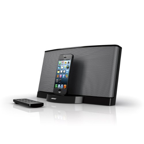 Bose ® SoundDock Serie III Digital Music System (geeignet für Apple iPod/iPhone) schwarz