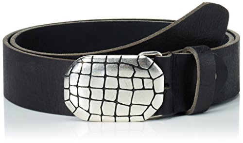 mgm-corona-cinturon-para-hombre-negro-schwarz-1-xl