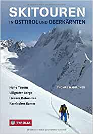Skitouren in Osttirol und Oberkärnten