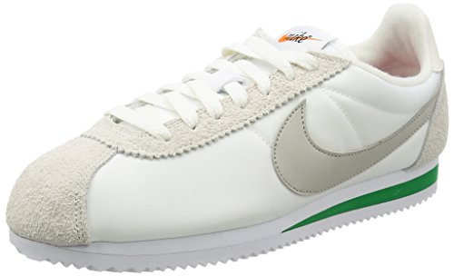 nike-cortez-nylon-prem-sneakers-basses-homme-blanc-casse-ivory-pale-grey-pine-green-44-eu