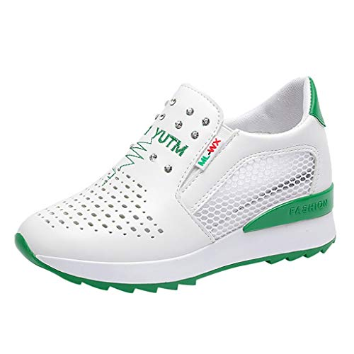 Innerternet Donna Sneakers Scarpe da Ginnastica Corsa Sportive Fitness Running Basse Interior Casual all'Aperto