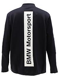 2018cb3bd87ed Puma - Blouson de survêtement Navy BMW Motorsport pour Homme
