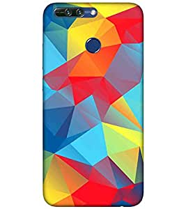 Huawei Honor 8 Pro Designer Back cover/ Printed Back Cover/ 3d phone Case For Huawei Honor 8 Pro/ Back Cover/Cases and Cover -ganesha