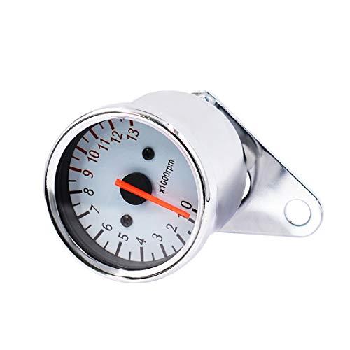 Elektronischer Drehzahlmesser des Motorrads Modifizierter Induktivität Drehzahlmesser 0-13000 U/min Rone Leben