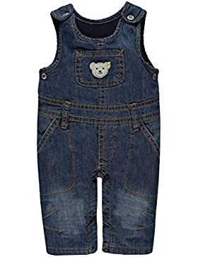 Steiff Jungen Latzhose Jeans