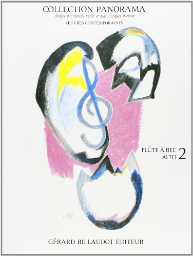 Panorama Flûte a Bec Alto Volume 2