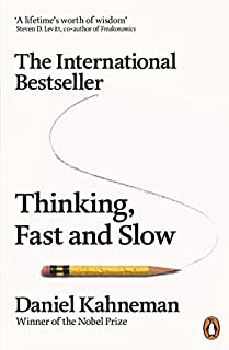 Thinking, Fast and Slow (0141033576) | Amazon price tracker / tracking, Amazon price history charts, Amazon price watches, Amazon price drop alerts