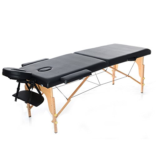 Todeco - Table de Massage Pliante, Table...