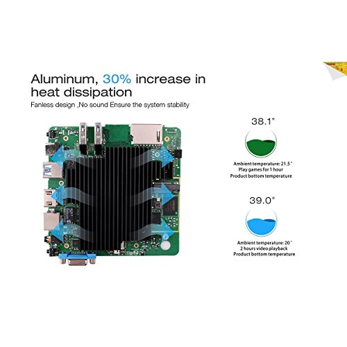 beelink m1  Beelink M1 Intel Mini PC DDR3 8GB / 64GB System Small Office ...