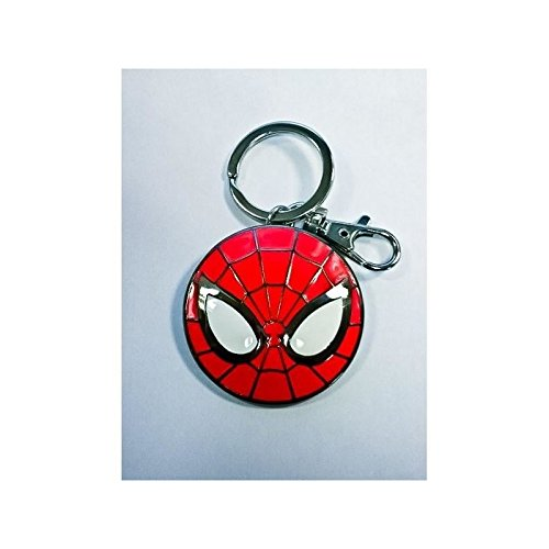 Spider-Man Logo Schlüsselanhänger-SPI