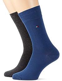 NEU Tommy Hilfiger Classic Damen Socken 3er Pack Geschenkbox in blue