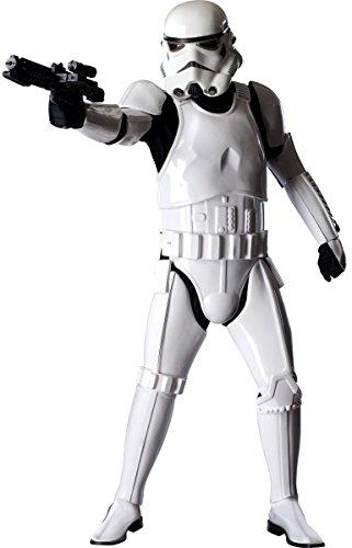 Offizielle Kostüm Stormtrooper - Generique - Offizielles Stormtrooper-Kostüm für Erwachsene Sammlerstück Star Wars XL