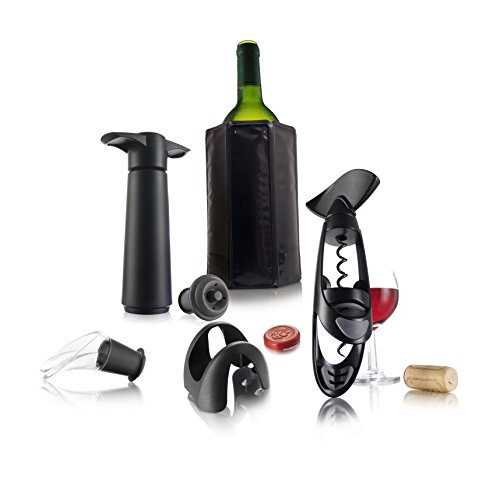 Vacu Vin 69001606 Wein Set Experienced