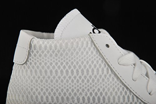 adidas , Chaussures de skateboard pour homme Blanc White Weiß