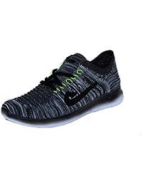 brand new 7f644 de58c MAX AIR Sports Running Shoes Black Greenish 8858