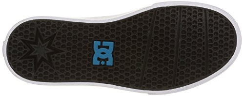 DC Shoes Trase V B, Baskets Basses Garçon Bleu (Bright Blue)
