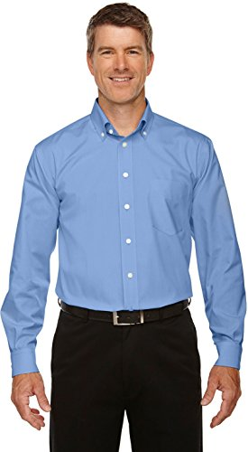 DJ Herren Klassische Oxford Blau (French Blue)