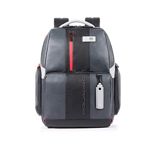Zaino Piquadro fast-check urban 15.6'' CA4532UB00 grigio/nero
