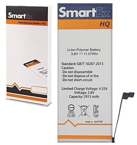 Smartex® Nueva Li-Ion Baterìa Marca Smartex Compatible