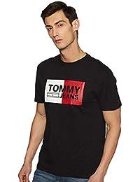 80bf8b7f1 Tommy Hilfiger Men's T-Shirts Online: Buy Tommy Hilfiger Men's T ...