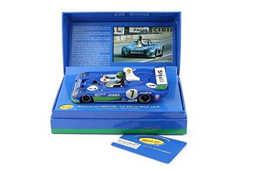 Slot.It Matra-Simca MS 670B Winner 24 Heures Le Mans 1974 N°7 CW18