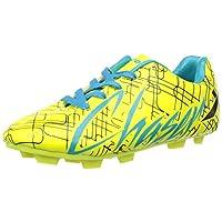 Vector X Chaser, Men's Soccer Shoes, Multicolour(Green/Black/Blue), 10 UK (44 EU)