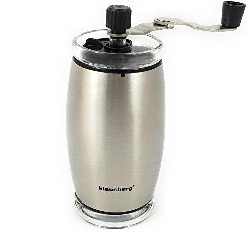 Klausberg Kaffeemühle | manuelle Espressomühle