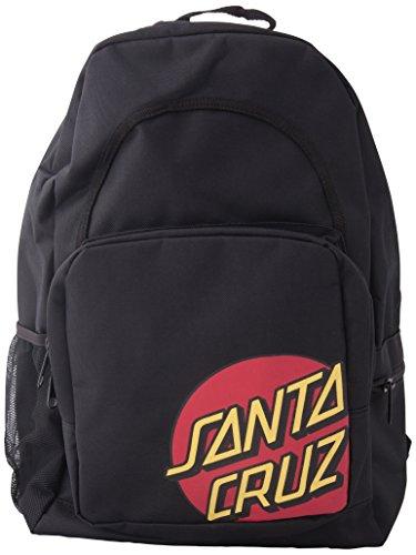 Santa Cruz - Zaino Classic Dot, nero (nero), Taglia unica