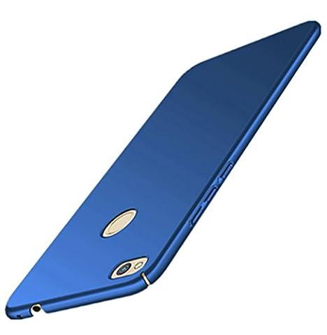 Vanki® Coque Huawei P8 Lite (2017 version), Ultra mince La surface lisse Non-slip Matte PC Phone Case Cover For Huawei P8 Lite 2017 5.2