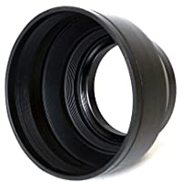BlueBeach® 52 mm 3 in 1 in gomma Paraluce Canon Nikon Olympus Sony Pentax Leica
