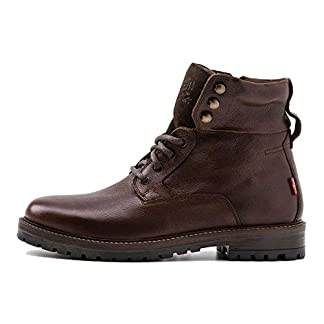 Levi's Men's Shoes Lloyd - Bootees, Laced Boots, Boots, Leather 9