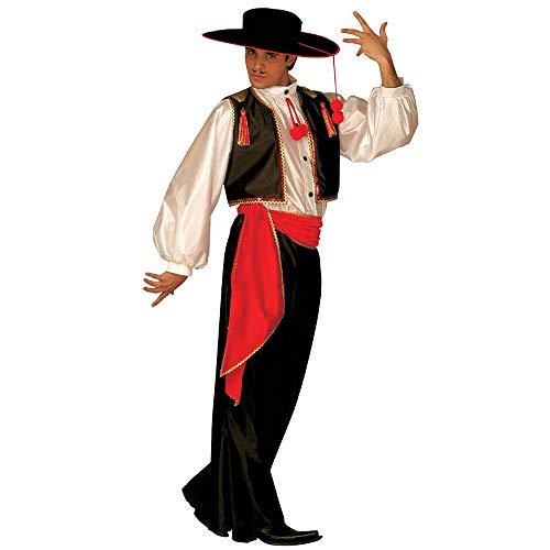 Spanier Kostüm Flamenco Latin (Latino Kostüm)
