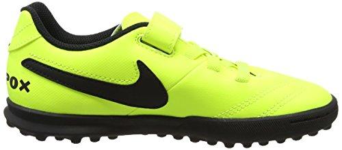 Nike Herren Laufjacke Shifter Gelb (Volt/black-volt)