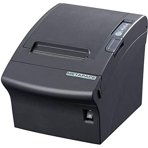 Energy 4016138689754Schwarze-Thermo Bondrucker Metapace T-3, USB - Cutter-taste Box