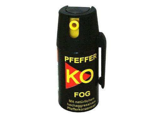 Ballistol Verteidigungssprays Pfeffer KO Fog, 50 ml, 24404 -