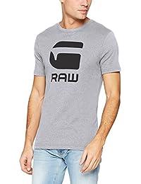 G-STAR RAW Zeabel MC R T S/S, Camiseta para Hombre