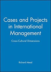 Cases Prjcts Intl Mngt: Cross-cultural Dimensions