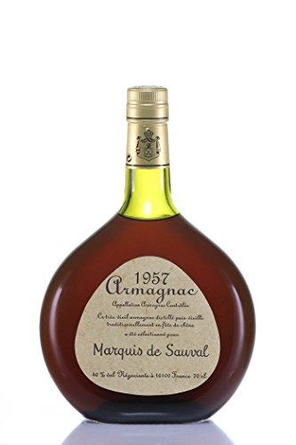 Armagnac 1957 Marquis de Sauval