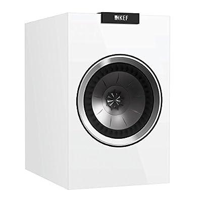Kef R100 Diffusore da Scaffale a 2 Vie, Bianco prezzo scontato da Polaris Audio Hi Fi