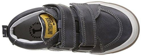 Babybotte Kadreur, Chaussures avec Fermeture Velcro Garçon Gris (314 Gris)