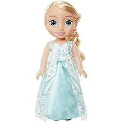 Jakks Pacific Anna 98943-EU-2 Poupée Princesse Disney La Reine des Neiges Elsa Multicolore 35 cm