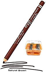 Color Fever Eye Brow Pencil, Natural Brown, 1.9g
